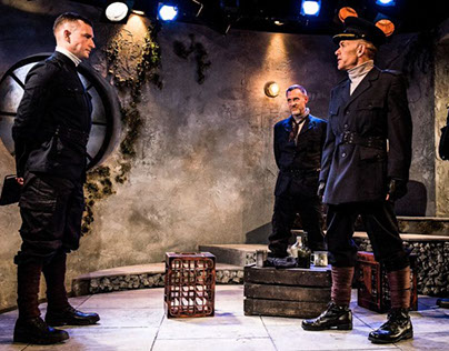 The Acedian Pirates/ Theatre 503 London