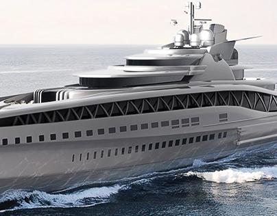 145m Superyacht Fortissimo