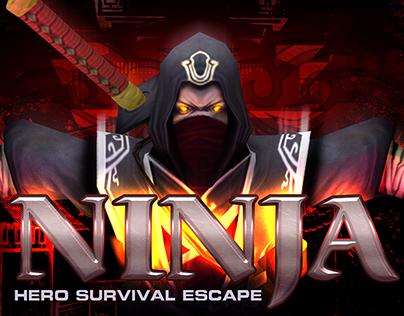 Ninja Hero survival escape