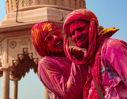 Mathura Holi | India