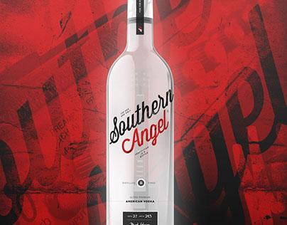Branding - Southern Angel (Spirits/CPG/Packaging)