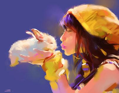 Digital Illustration Artwork