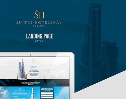Landing Page - SH - BD Bacatá 2016