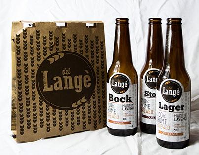 Design del Packaging e logo_Birre del Langè