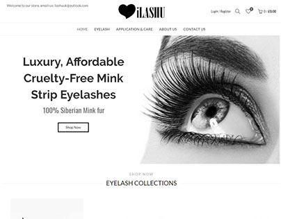 E-Commerce Project (ilashu)