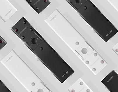 2016-Remote control concept design