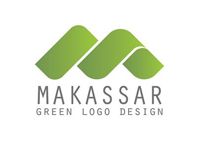 Makassar Green Logo Design