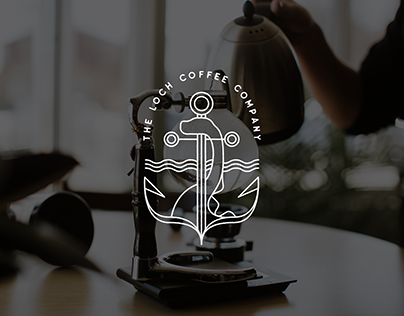 The Loch Coffee Co. Identity