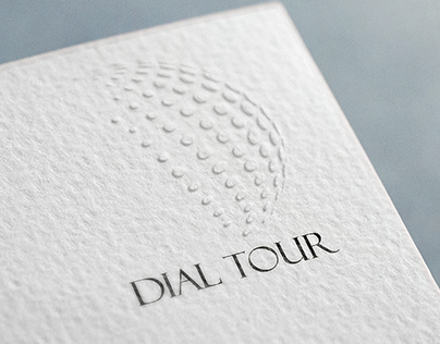 Dial Tour Logotype