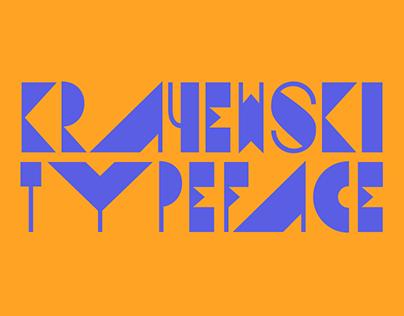 Krayewski Typeface