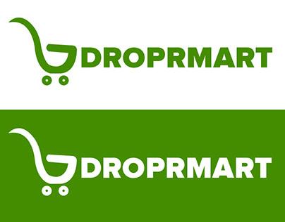 DROPRMART online grocery shopping app