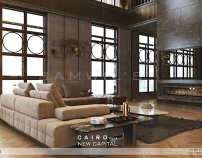 CAIRO NEW CAPITAL VILLA