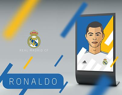 Ronaldo & Bale & Benzema