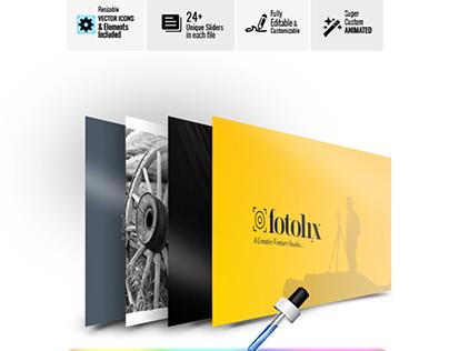 Portfolio & Photography Powerpoint Presentation