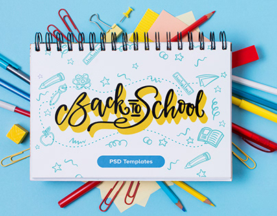 Templates - Back to school!