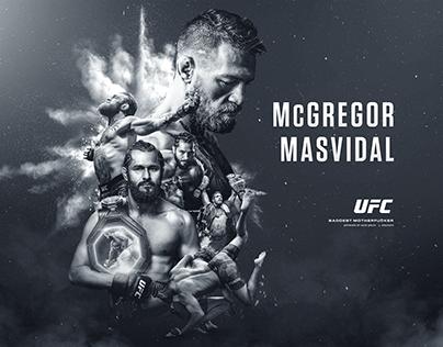 Conor McGregor x Jorge Masvidal