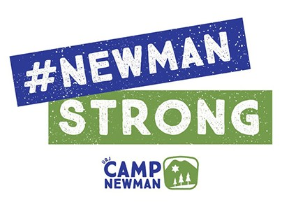 URJ Camp Newman #NewmanStrong Logo