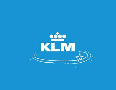 Campaña KLM (nuevas rutas Chile-Argentina)