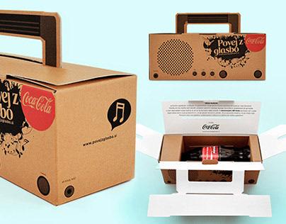 Coca-Cola: Music box (2014)