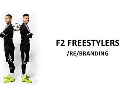 F2 FREESTYLERS | REBRANDING