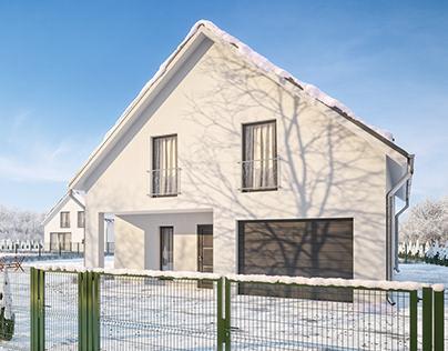 09.2020 House Estate 4K Animation