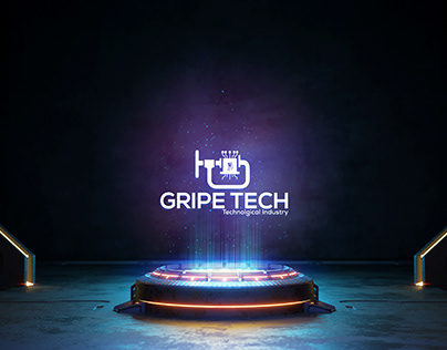 Gripe Tech Logo Design