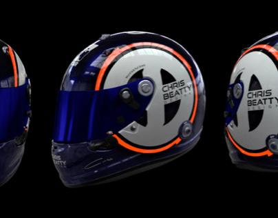 Helmet livery