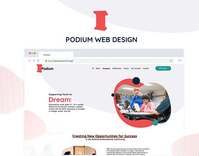 Podium Web Design