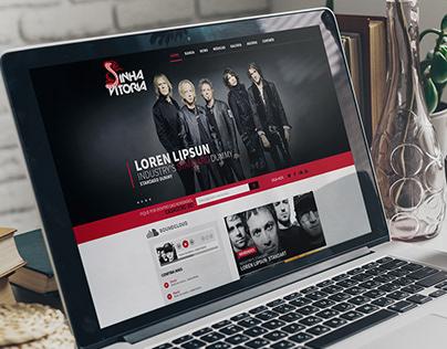 Sinhá Vitoria -Web Site Concept