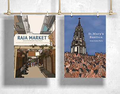 Place Branding Posters