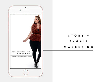 STORY+EMAIL MARKETING #1 Lenner Plus Size