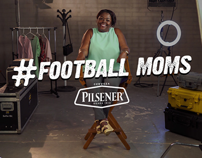 Football Moms - Pilsener