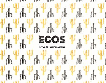 Diseño de Identidad | ECOS