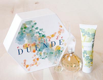 Cofre de Perfume Esencia de Duende