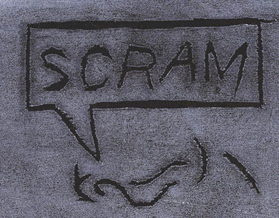 SCRAM Branding