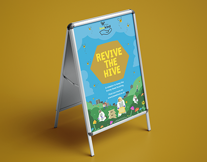 Beekind ('Revive the Hive') Campaign