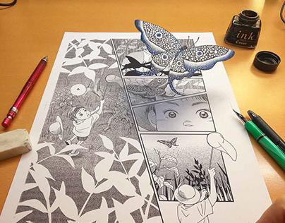 Pursuing a Phantom Butterfly