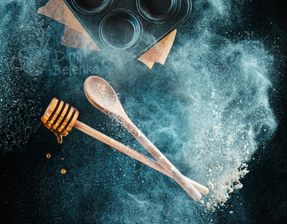Kitchen mess and Baking transfiguration