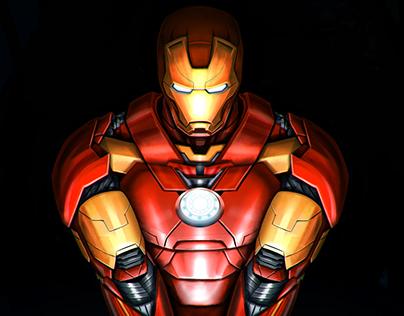Iron Man - Give 'em the light