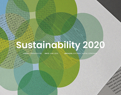 Sustainability 2020 - Catalogue + Digital content