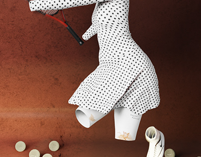 Emma Raducanu Vogue Nike