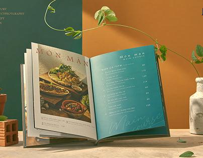 Khế Bistro - Food photography & Menu design