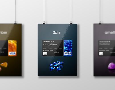 AraratBank plastic cards