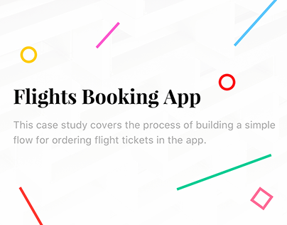 Tickets booking app case study