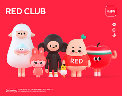 RED CLUB: RED IP Design