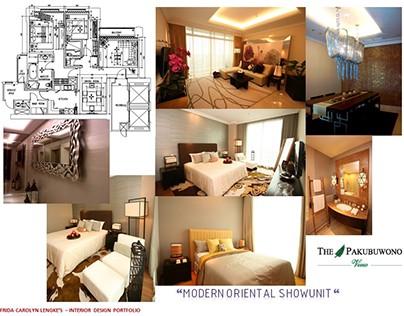 The Pakubuwono View Apartment - Showunit 1