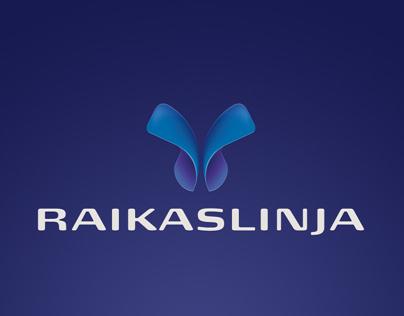 Corporate & Brand Identity - Raikaslinja