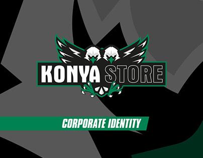 KonyaStore Branding