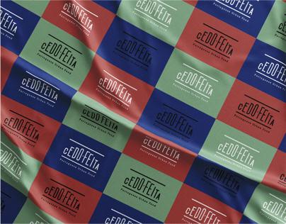 CEDO·FEITA ~ Foodtruck brand