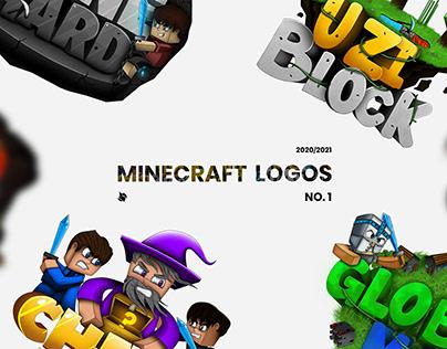 Minecraft Server Logos